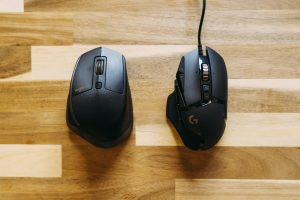 wireless mouse vs wired mouse